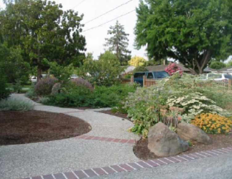 Garden Ideas To Replace Grass centerpointe communicator: chinch are never a cinch