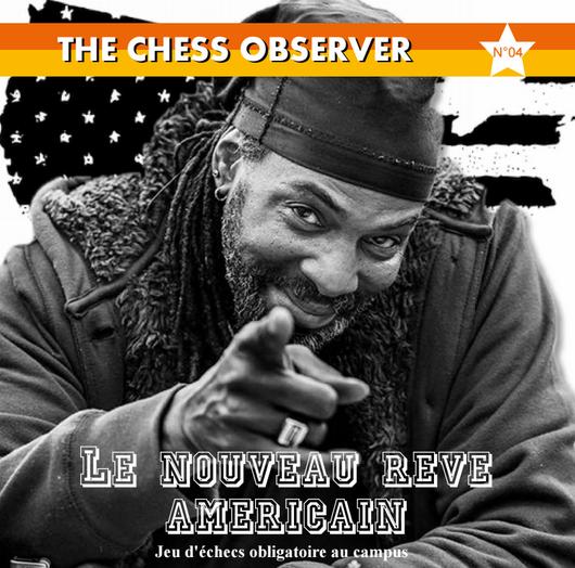 The Chess Observer, la nouvelle revue sur les échecs, n°4