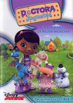 Doctora Juguetes: La Amistad Es La Mejor Medicina