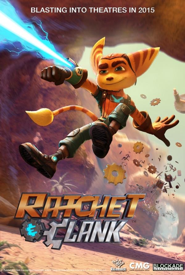 Ratchet y Clank, la pelicula