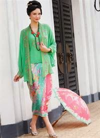 Foto Model Baju Kebaya Encim Modern