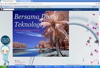 Bersama Dunia Teknologi