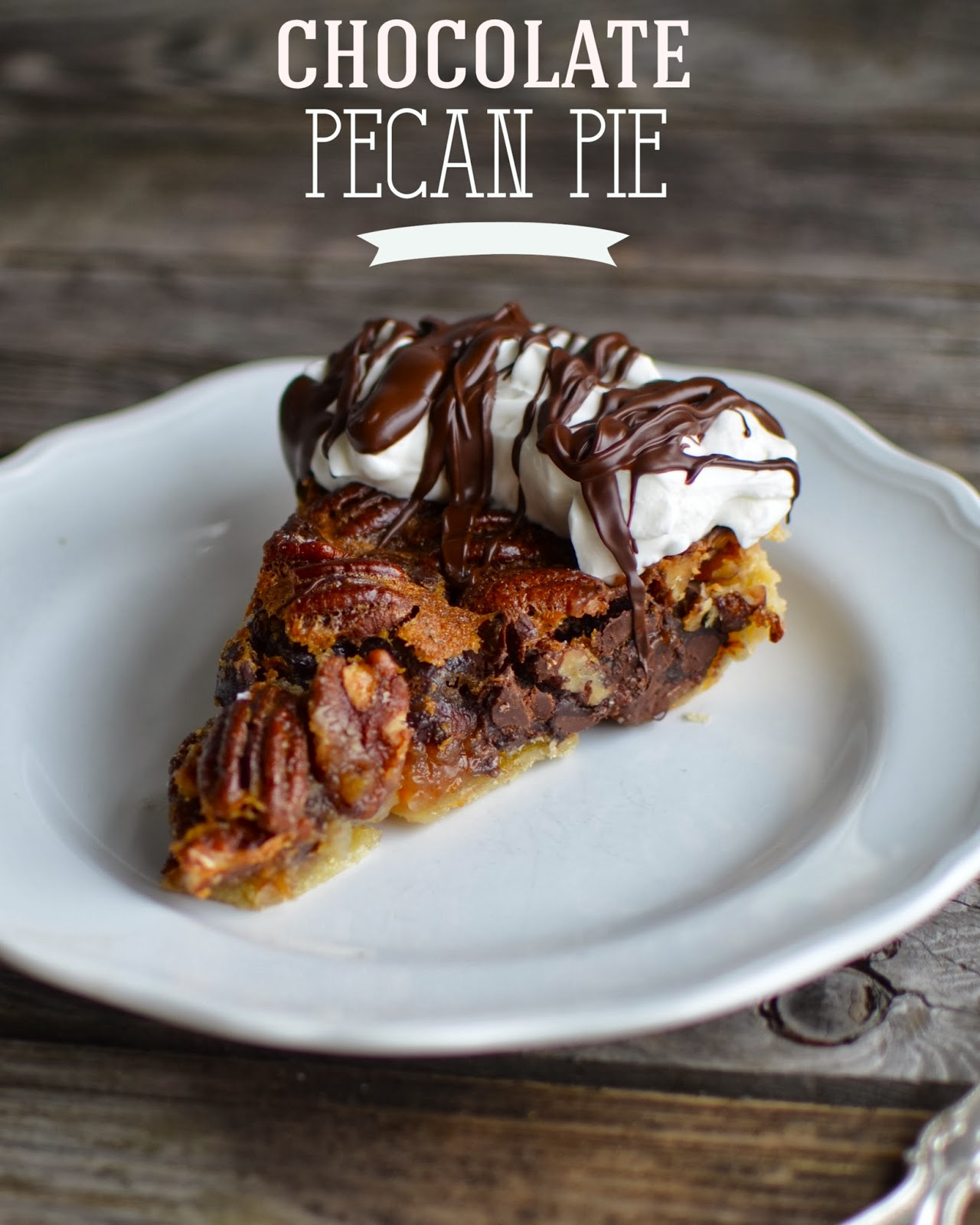 ... want to say that pecan pie is boring, but... pecan pie is boring