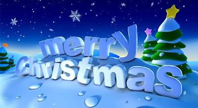 Kartu Ucapan Hari Natal 2012
