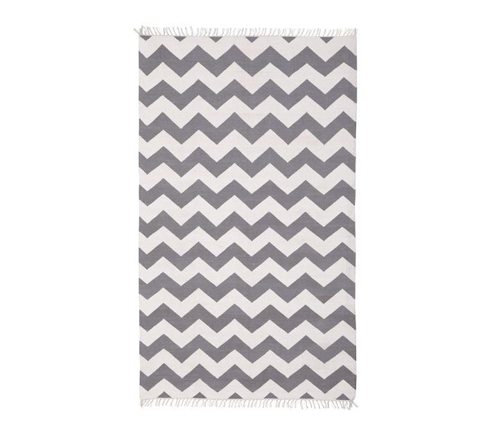 Chevron Stripe Rug: Maeve James: Chevron Stripes