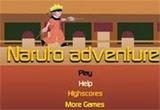 لعبة ناروتو ومغامراته لجمع الاسلحة Naruto Adventure