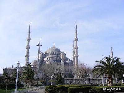 Sultanahmet Camii, Blue Mosque, Istanbul