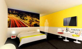 #4 Yellow Bedroom Design Ideas