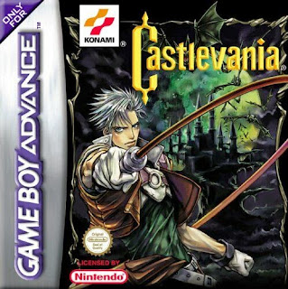 Castlevania: Circle of the Moon rom game cover