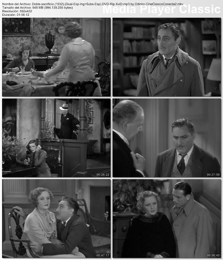 Imagen de cine clasico: Doble sacrificio| 1932 | A Bill of Divorcement