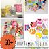 50 Best Scrap Fabric Project Tutorials