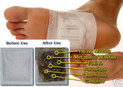 Are All Detox Foot Pads A Scam? - Dr Groups Healthy
