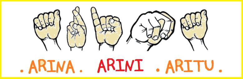 arina arini aritu