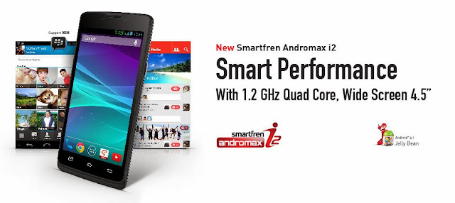 New Andromax i2 Quad Core