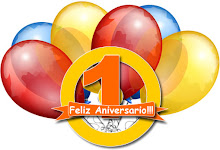 MI PRIMER ANIVERSARIO DEL BLOG