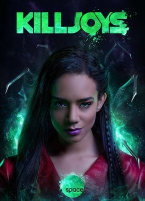 Série Killjoys - 4ª Temporada Legendada 2018 Torrent