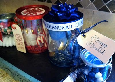 chanukah and christmas holiday crafts