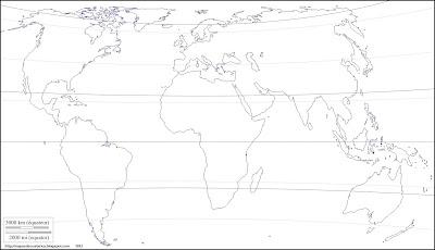 Mapa De America Mudo Para Completar