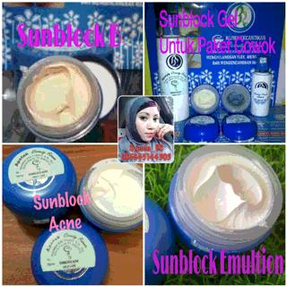 Aneka Sunblock Beauty Rossa