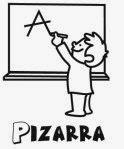 """La Pizarrita """"Rincón de recursos para la pizarra digital"""""""
