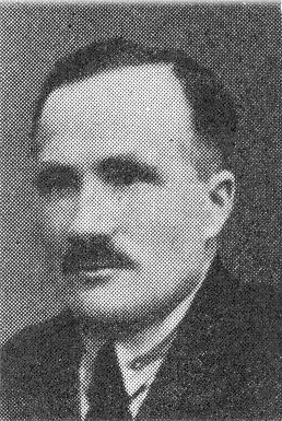 Matti Miika Kotila 1887–1953
