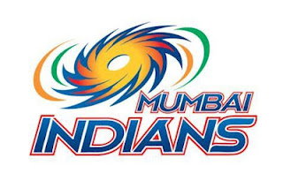 Mumbai Indians LOGO as a facebook Smiley