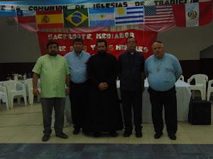 Miembro de la Comunión de Iglesias de Tradición Católica