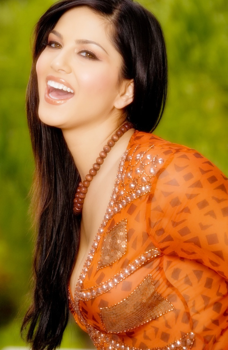 Yes, being a porn star notwithstanding, Sunny Leone is still truly ...