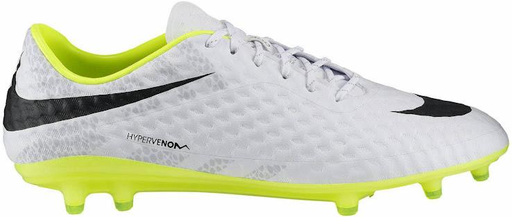 Nike Hypervenom Weiß Reflektierend