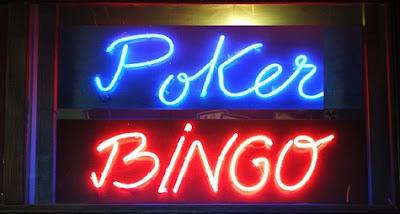 poker y bingo