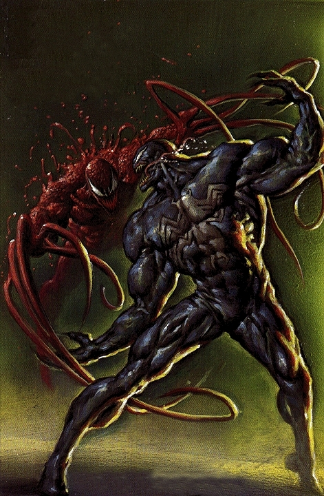 Venom Vs Carnage Cool Pic