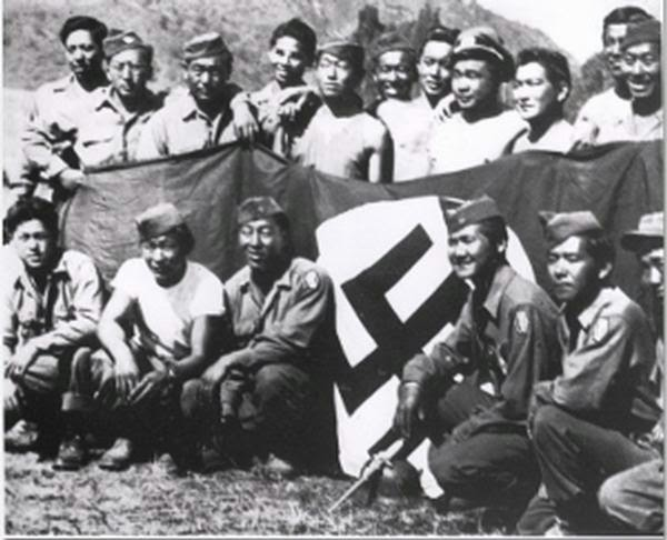 442nd regiment All of us can't stay in the [internment] camps until the end of the war some of us  have to go to the front our record on the battlefield will determine when you will.