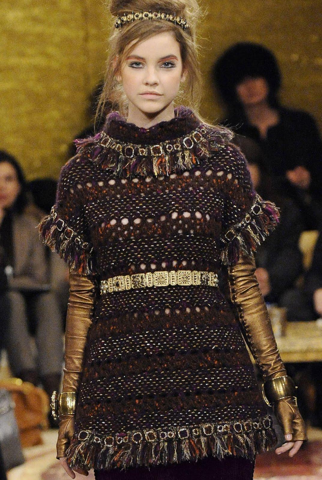 Стиль Коко Шанель в одежде (50) 55