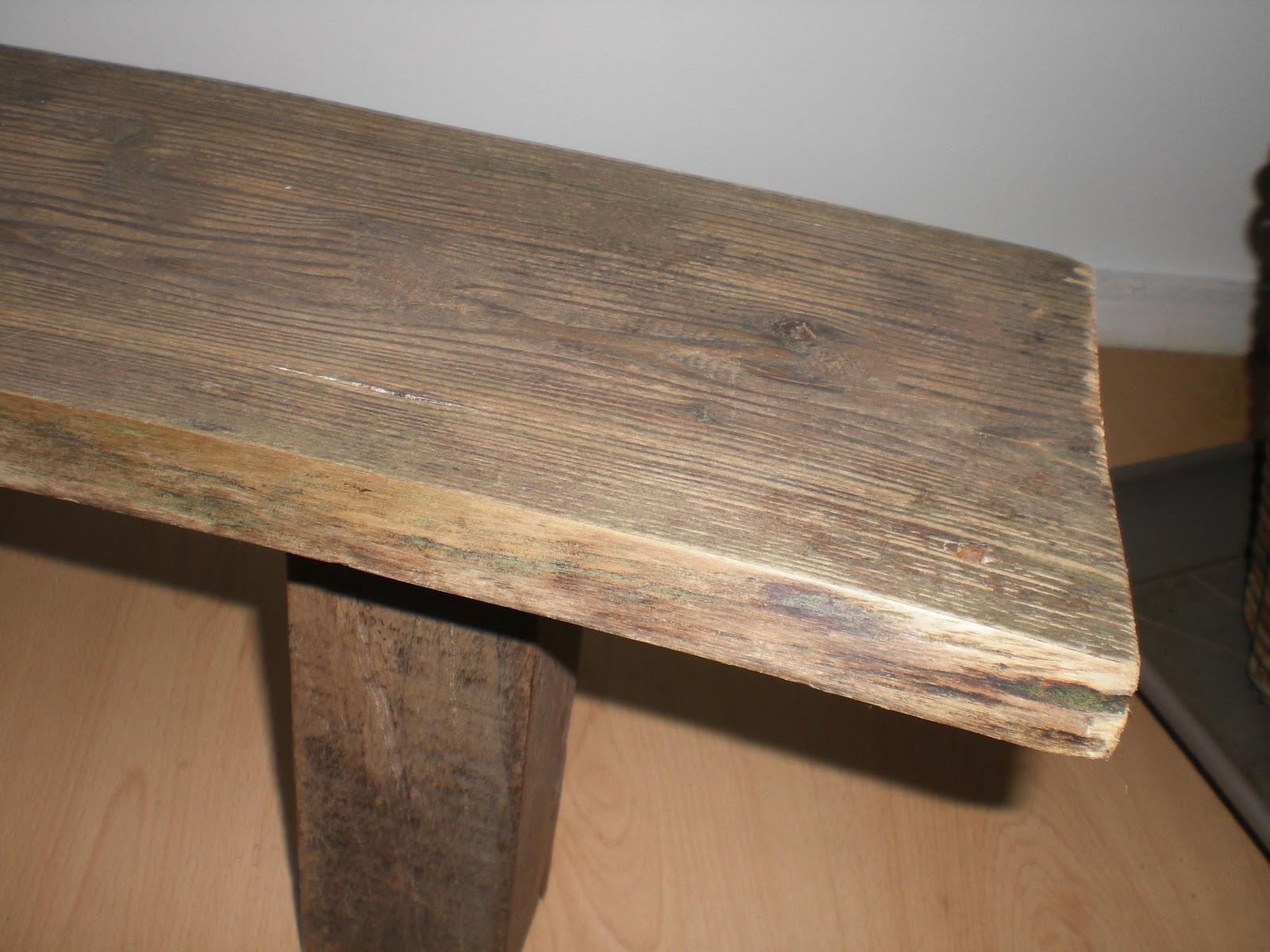 Klein houten bankje maken for Houten vijverbak maken