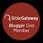BibleGateway BloggerGridMember
