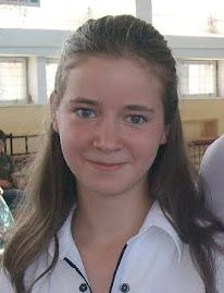 Eleva Mihaela Popa, a VIII-a C, Menţiune la Olimpiada judeţeană   de Istorie, 2011