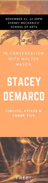Conversation with Stacey Demarco