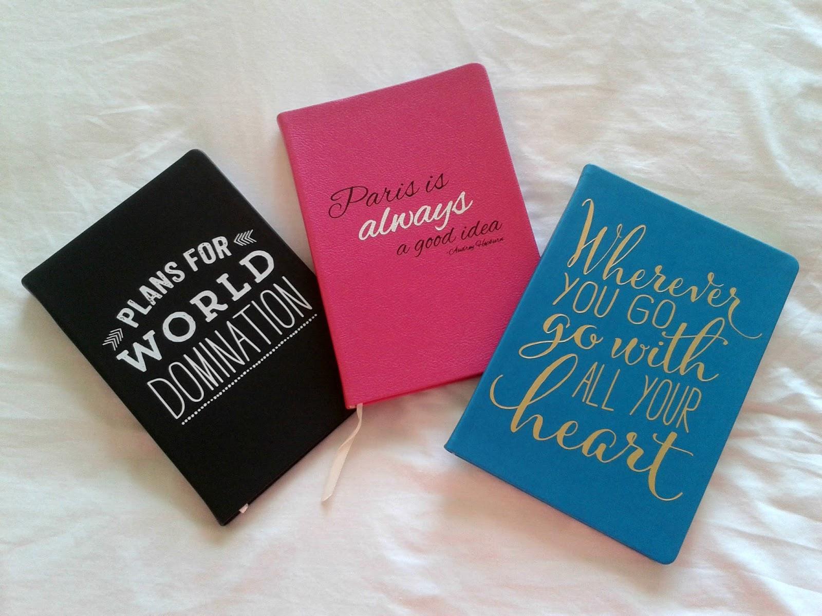 TJ Maxx Notebooks Haul