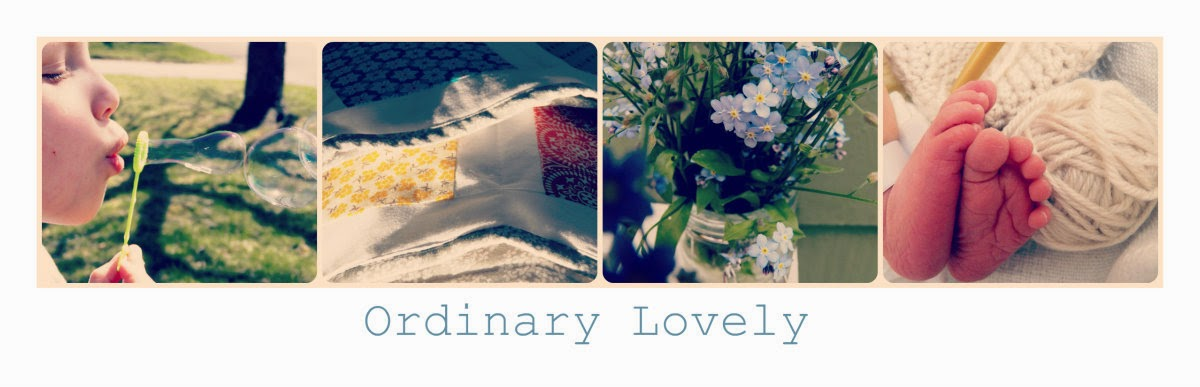 Ordinary Lovely