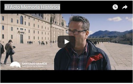 XI Jornada por la Memoria Histórica de la Sierra de Guadarrama