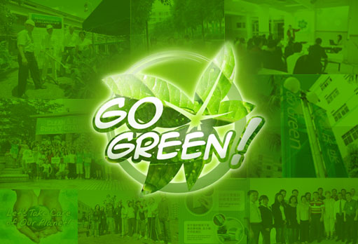 RAGHAVENDRAN: Go Green,its Time to Go green,save Green