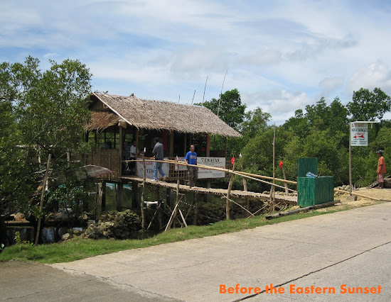Camotes Island - Mangrove farmers association HQ
