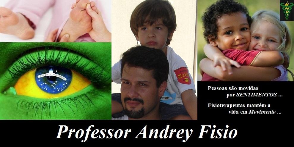 Professor Andrey Fisioterapeuta