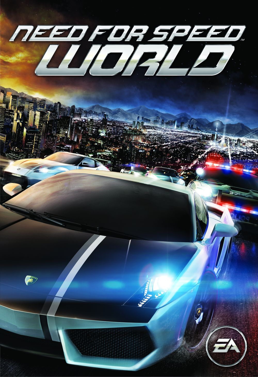 Need for Speed HD & Widescreen Wallpaper 0.975396554603555