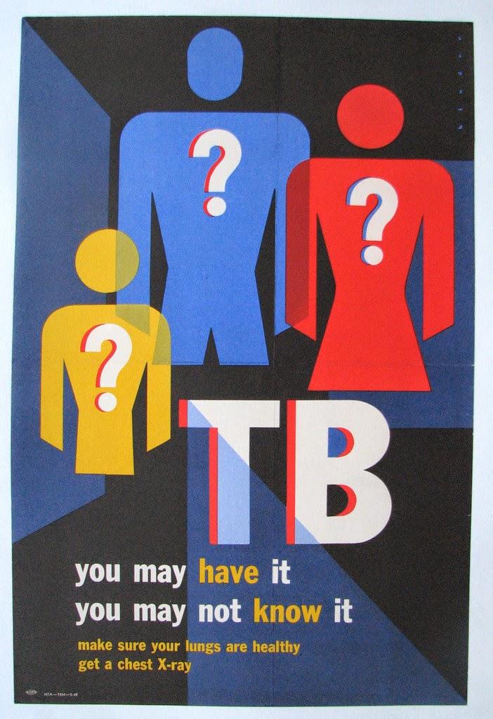 Poster tentang TB