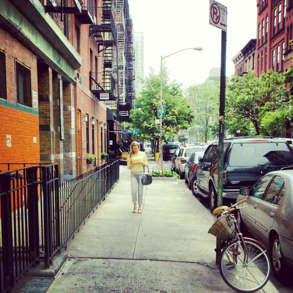 1st street