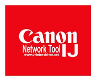 Canon IJ Network Tool Driver Download Install For Windows