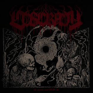 Coscradh - New Track Reveal + 'Of Death and Delirium' EP Release Information.
