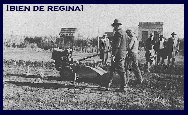 Últimas colonias de inmigrantes en la Argentina nuestra: el caso de Colonia Regina.