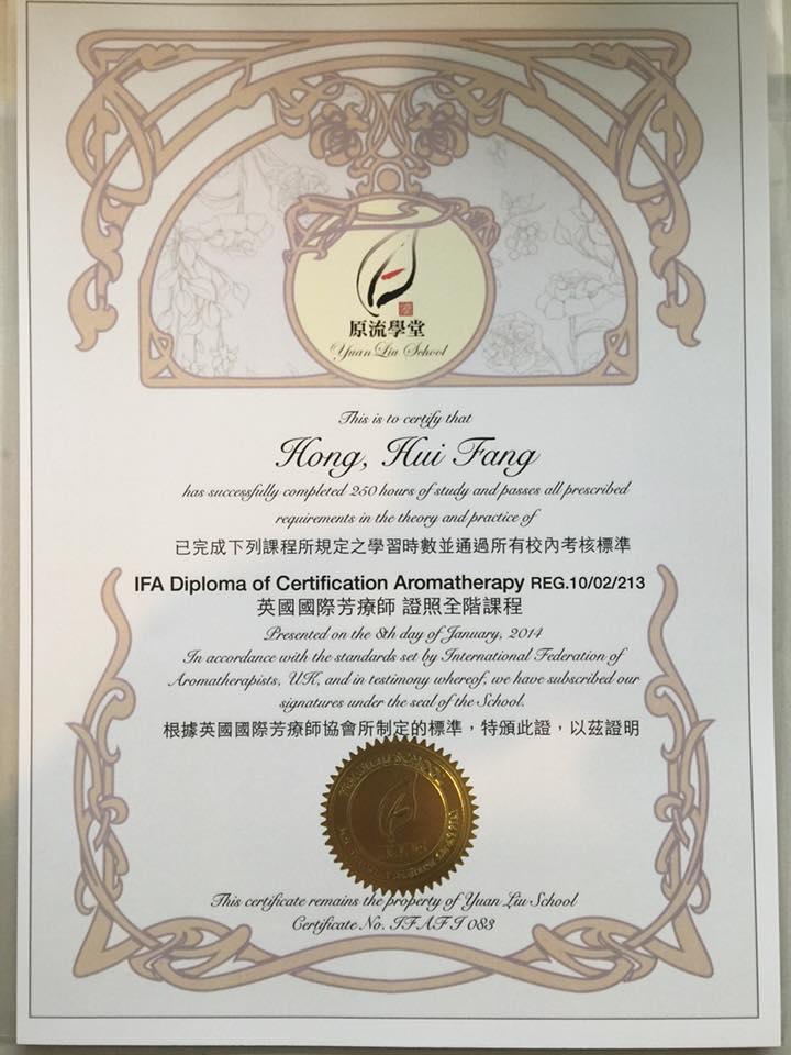 IFA Diploma